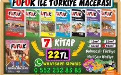 Fufuk ile Türkiye Macerası